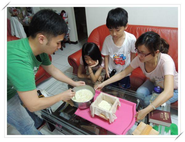 DIY手做豆腐[手工DIY豆腐模具組]10
