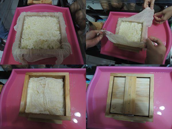 DIY手做豆腐[手工DIY豆腐模具組]11
