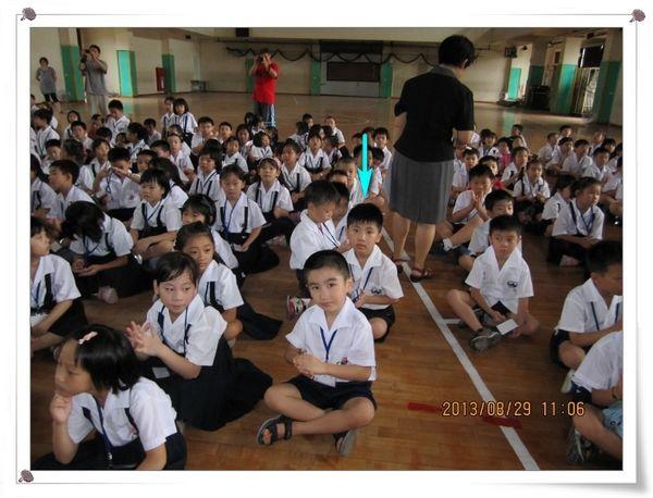 恆宇一年級學校生活照片1