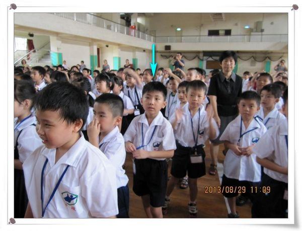 恆宇一年級學校生活照片2