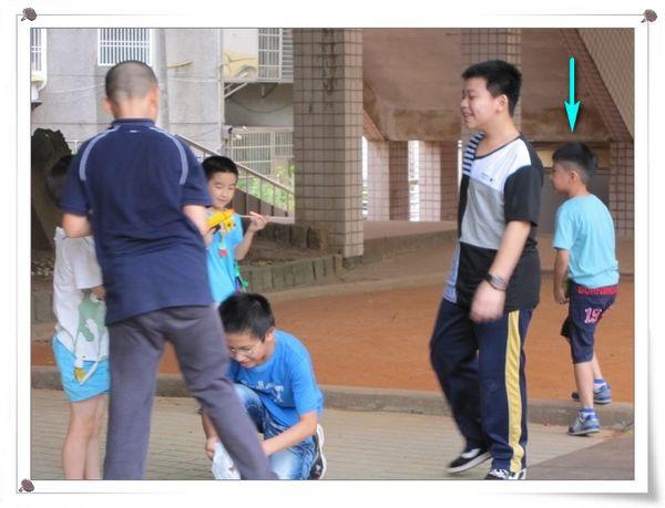 恆宇一年級學校生活照片5