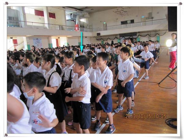 恆宇一年級學校生活照片9