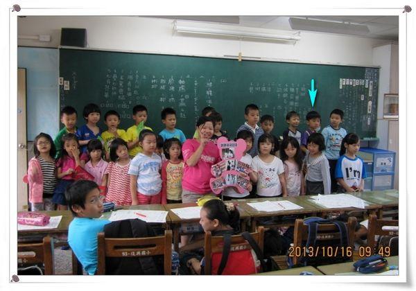 恆宇一年級學校生活照片11