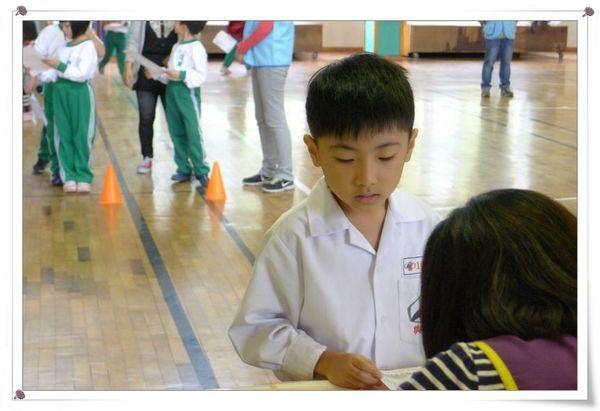 恆宇一年級學校生活照片15
