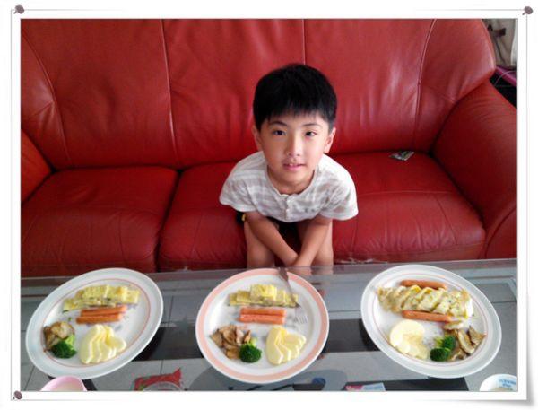 爸比手作早餐II2