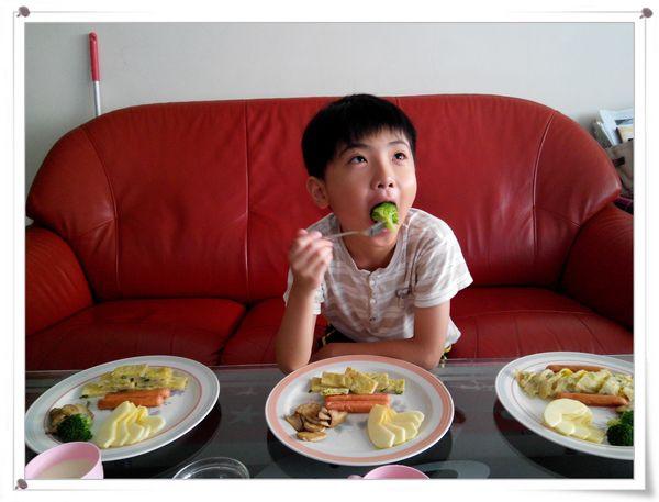 爸比手作早餐II4