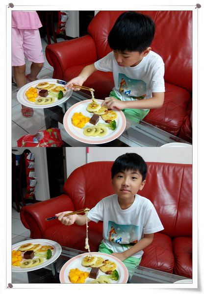 爸比手作早餐II11