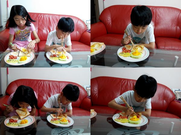 爸比手作早餐II18