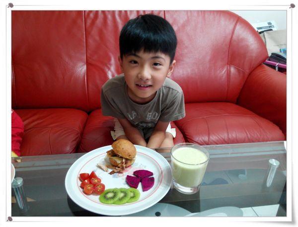 爸比手作早餐II34