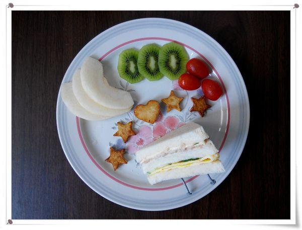 爸比手作早餐II38