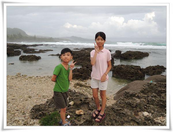 墾丁海洋民宿&萬里桐潮間帶_上[花東墾丁之旅_Day3]7