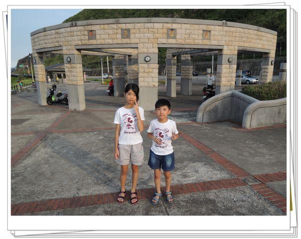 萬里獅子公園&知味鄉玉米&豆華王[新北萬里]