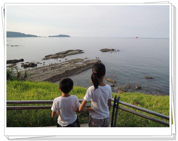 萬里獅子公園&知味鄉玉米&豆華王[新北萬里]4
