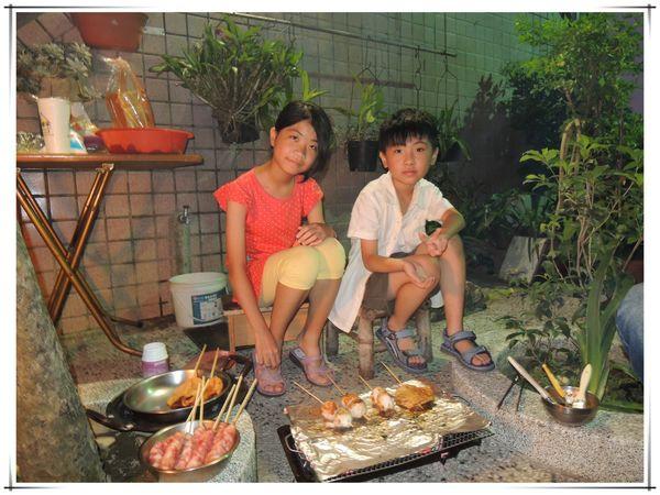 2014中秋節烤肉趣[台南新化]1