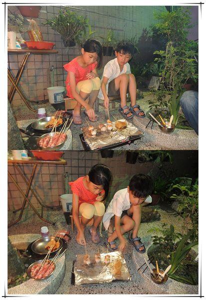 2014中秋節烤肉趣[台南新化]2
