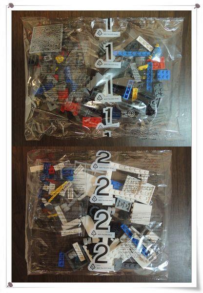 LEGO樂高CITY城市系列60043囚犯運輸車[恆宇八歲生日禮物]3