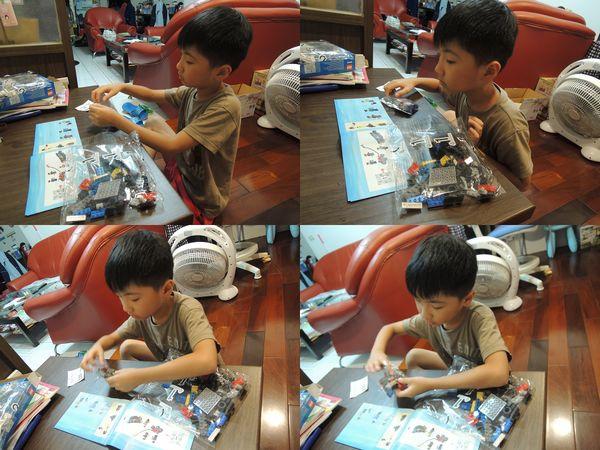 LEGO樂高CITY城市系列60043囚犯運輸車[恆宇八歲生日禮物]6