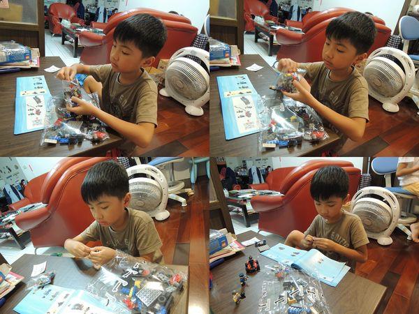 LEGO樂高CITY城市系列60043囚犯運輸車[恆宇八歲生日禮物]8