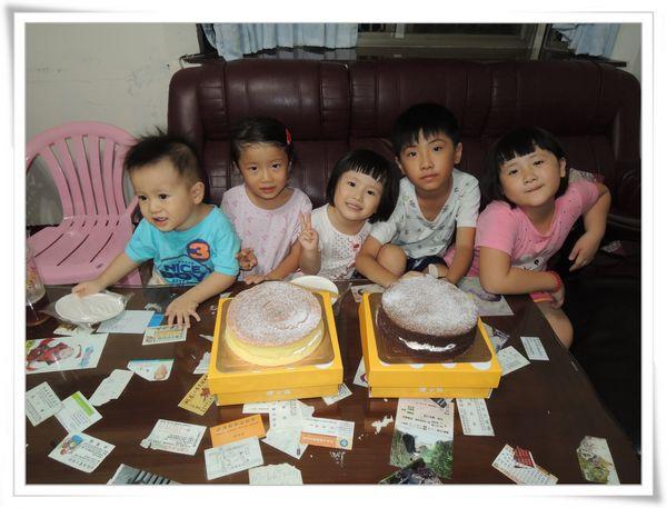 慶祝恆宇八歲生日快樂&狸小路手作烘焙3