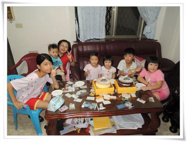慶祝恆宇八歲生日快樂&狸小路手作烘焙4