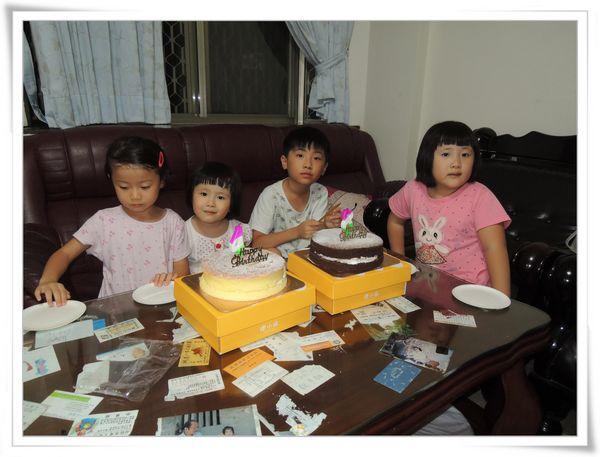 慶祝恆宇八歲生日快樂&狸小路手作烘焙5