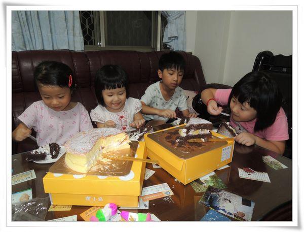 慶祝恆宇八歲生日快樂&狸小路手作烘焙7