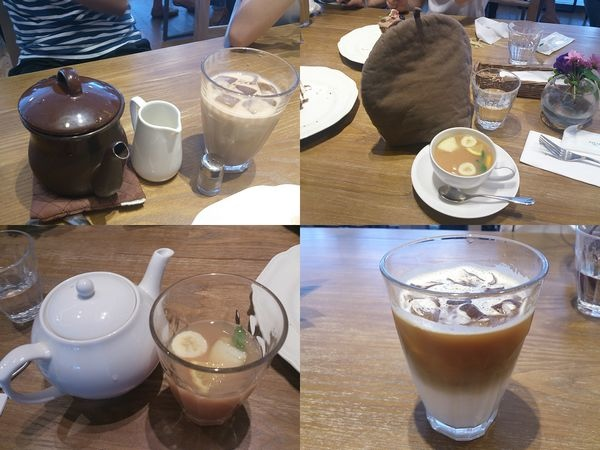 Afternoon Tea統一午茶風光[忠孝SOGO館]&恆宇乾媽日本購買禮物2
