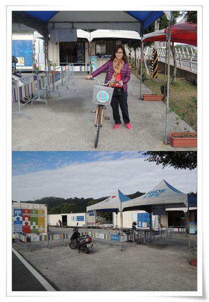 自行車之旅_綠光河岸公園_華中河濱公園_古亭河濱公園