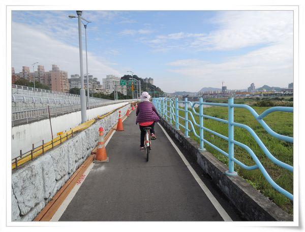 自行車之旅_綠光河岸公園_華中河濱公園_古亭河濱公園2