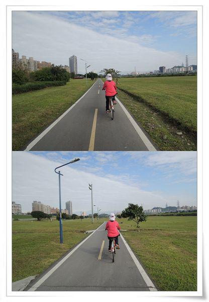 自行車之旅_綠光河岸公園_華中河濱公園_古亭河濱公園3