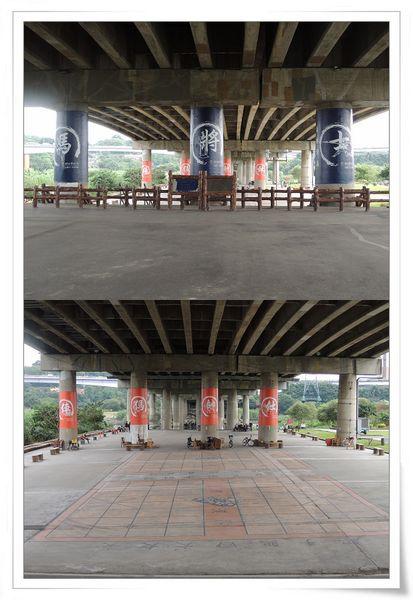 自行車之旅_綠光河岸公園_華中河濱公園_古亭河濱公園6