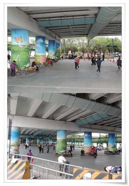 自行車之旅_綠光河岸公園_華中河濱公園_古亭河濱公園8
