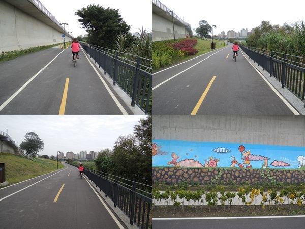 自行車之旅_綠光河岸公園_華中河濱公園_古亭河濱公園9