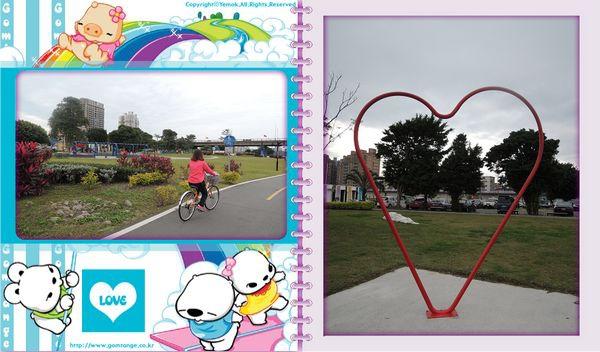 自行車之旅_綠光河岸公園_華中河濱公園_古亭河濱公園11