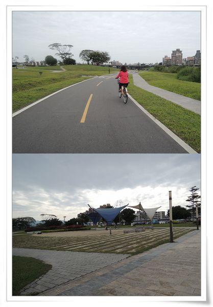 自行車之旅_綠光河岸公園_華中河濱公園_古亭河濱公園12