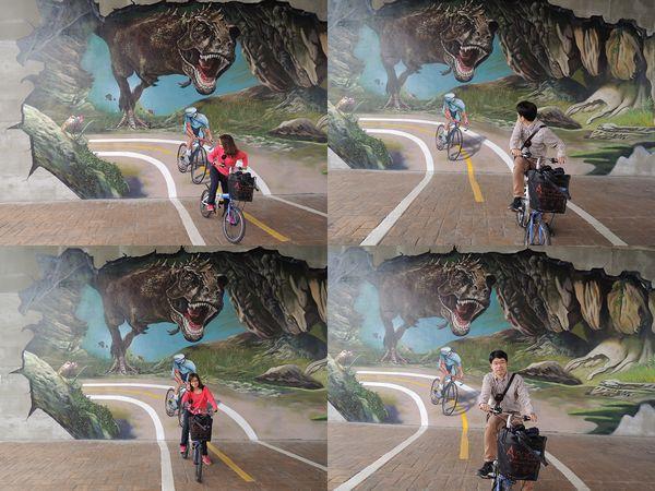 自行車之旅_綠光河岸公園_華中河濱公園_古亭河濱公園20
