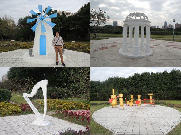 自行車之旅_綠光河岸公園_華中河濱公園_古亭河濱公園32