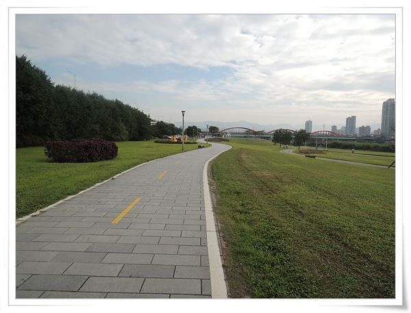 自行車之旅_綠光河岸公園_華中河濱公園_古亭河濱公園33
