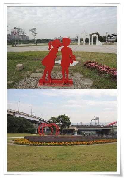 自行車之旅_綠光河岸公園_華中河濱公園_古亭河濱公園34