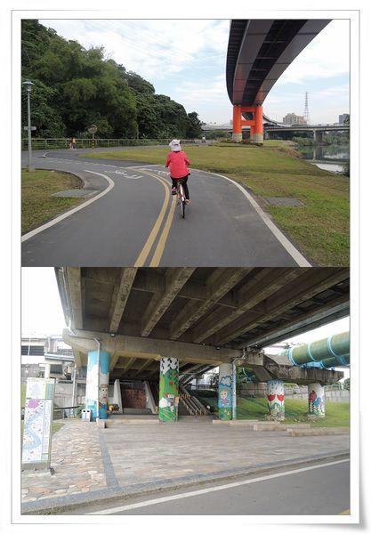 自行車之旅_綠光河岸公園_華中河濱公園_古亭河濱公園35