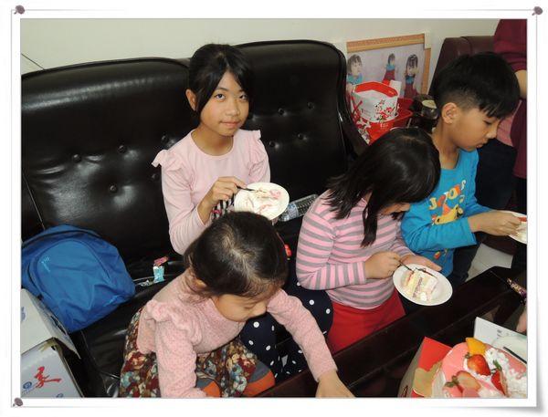 慶祝妤蓁12歲生日@山上2