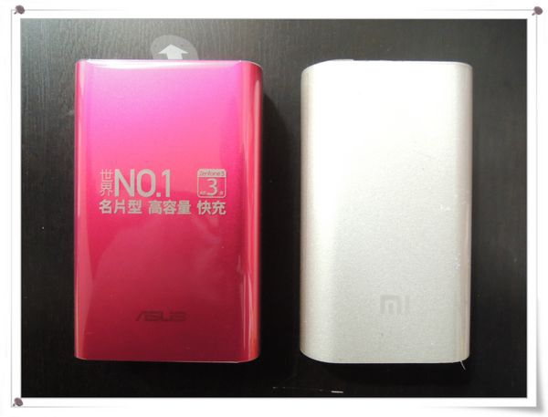 ASUS ZenPower 桃紅色[PowerBank 9600mA]10