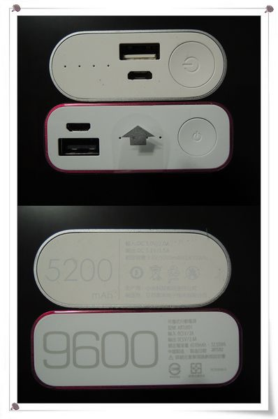 ASUS ZenPower 桃紅色[PowerBank 9600mA]11