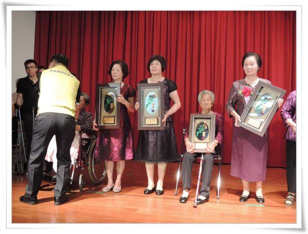 104年頭城鎮模範母親表揚活動12