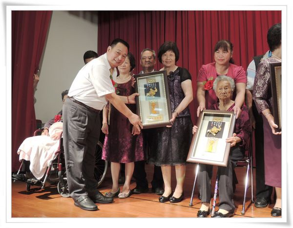 104年頭城鎮模範母親表揚活動15
