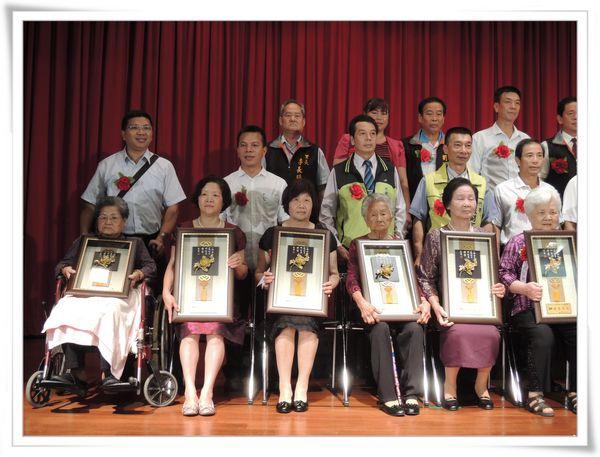 104年頭城鎮模範母親表揚活動16