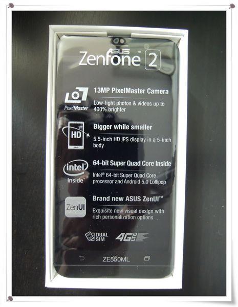 華碩 ASUS ZenFone 2 ZE550ML智慧型手機1