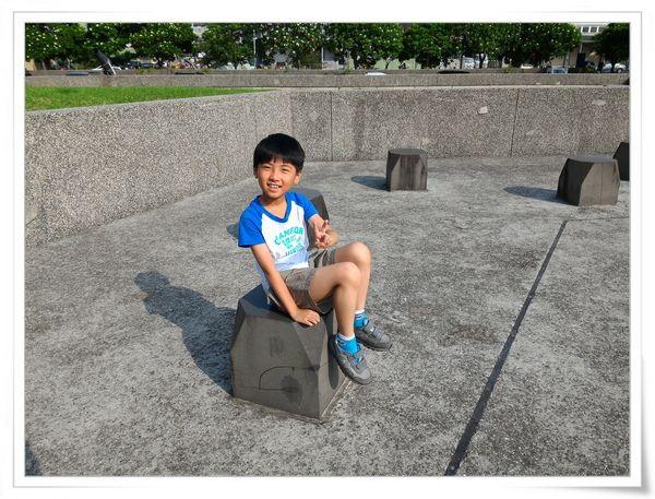 十三行博物館&左岸騎腳踏車[新北八里]21