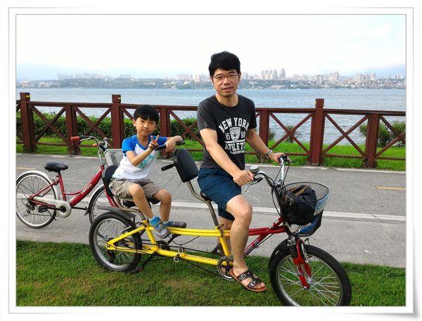 十三行博物館&左岸騎腳踏車[新北八里]24