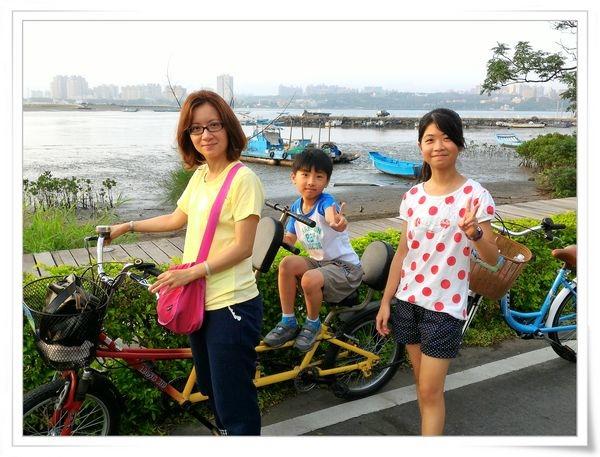 十三行博物館&左岸騎腳踏車[新北八里]31